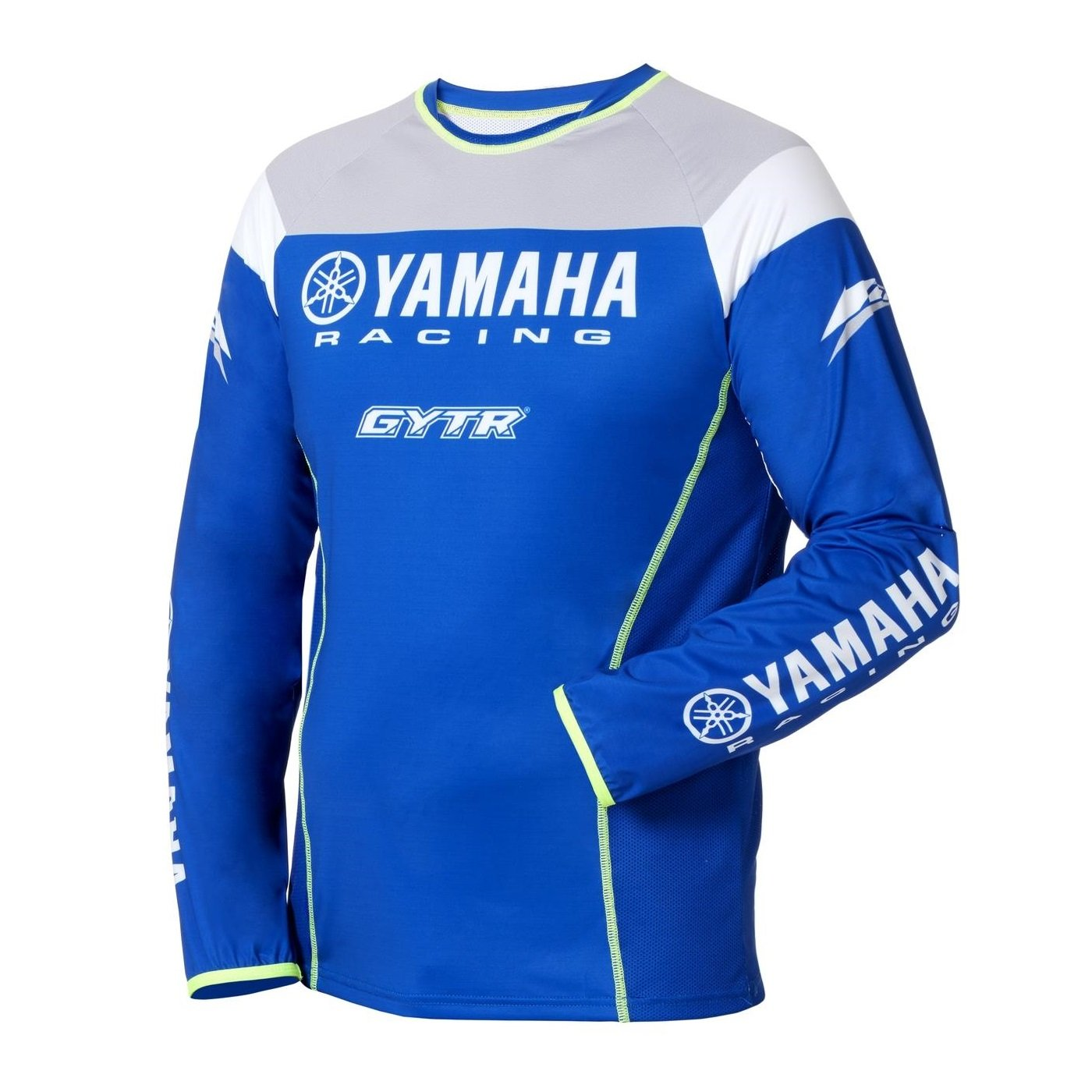 Yamaha Dres MX Gytr modrá/bílá S