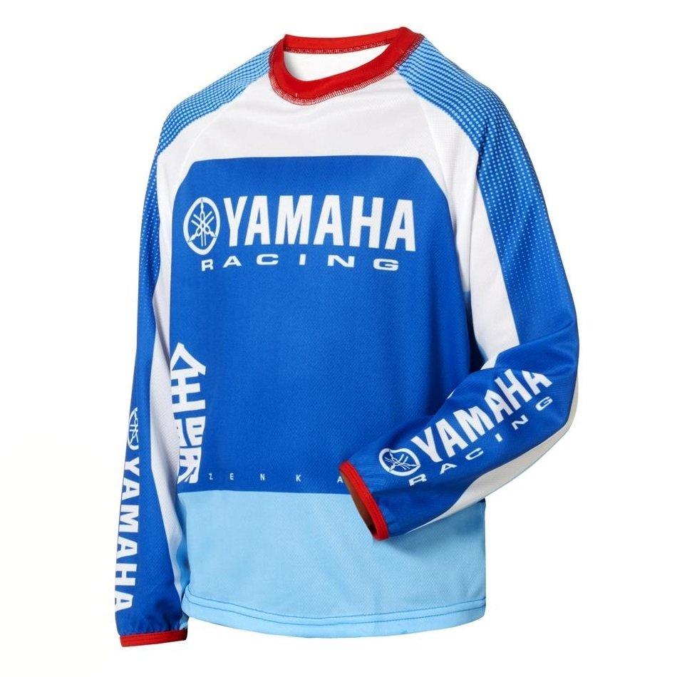Yamaha Dětský dres MX Zenkai modrá 5-6 let