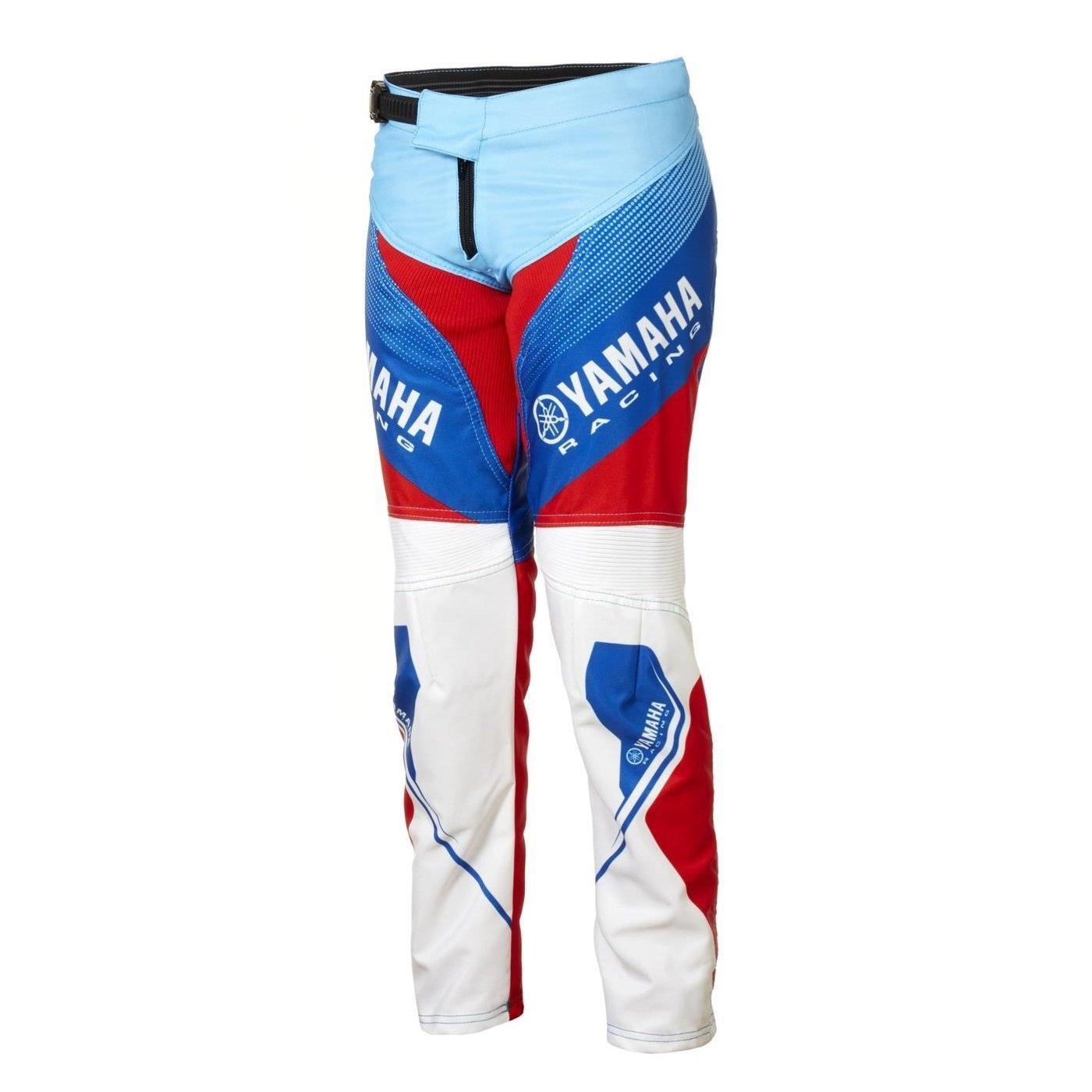 Yamaha Dětské kalhoty MX Zenkai modrá 5-6 let