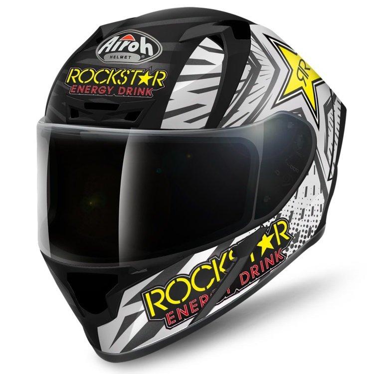 Airoh Valor Rockstar černá S (55/56)
