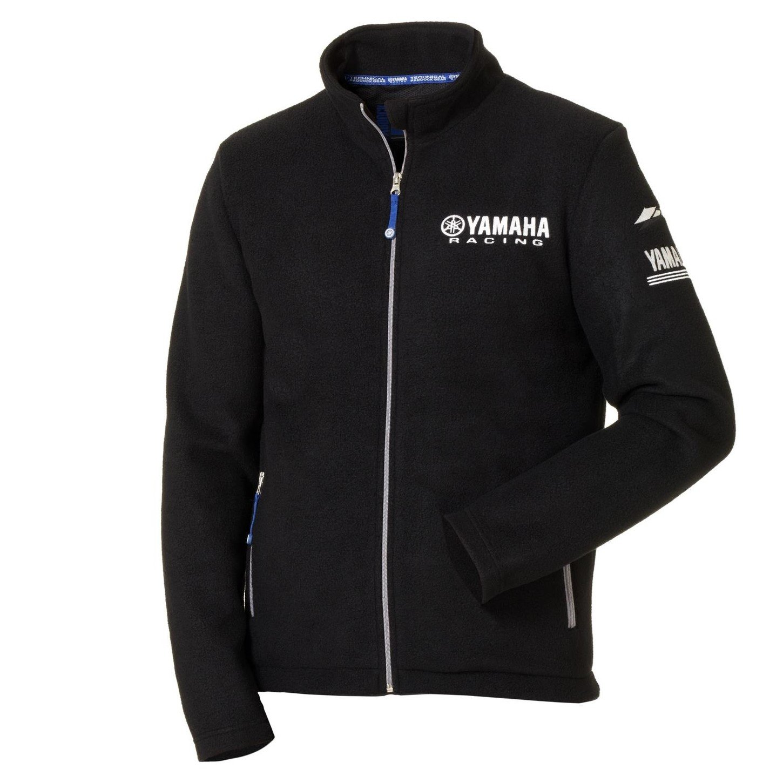 Yamaha pánská bunda fleece Paddock Blue MATSUE 2018 černá S