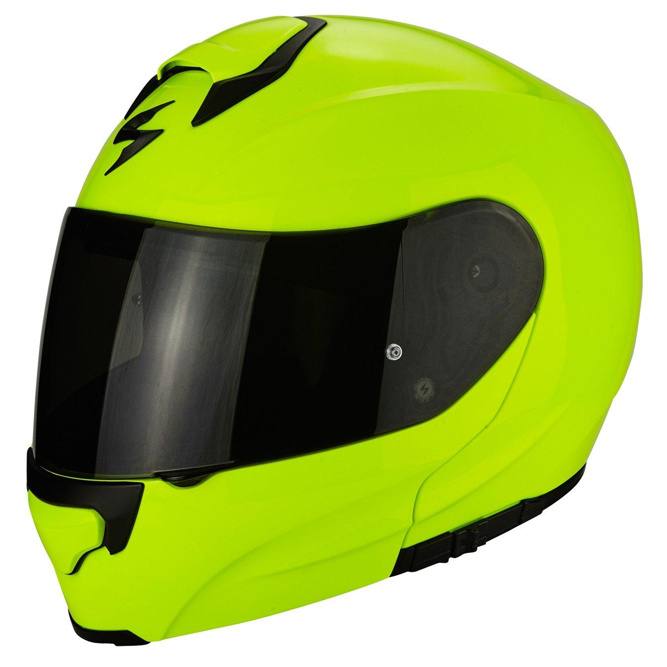 Scorpion EXO 3000 AIR Solid žlutá fluo L (59/60)