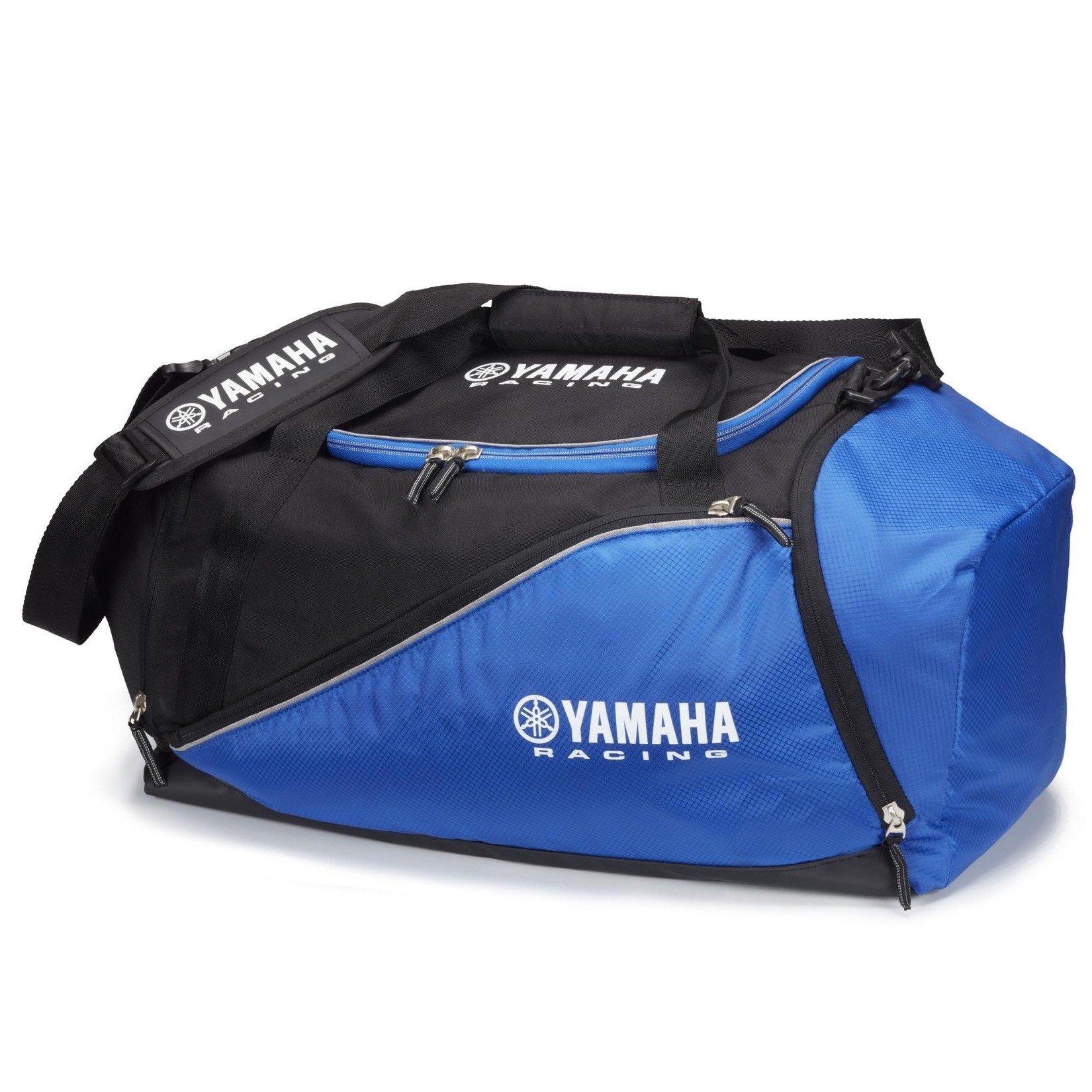 Yamaha Sportovní taška Paddock Blue 2018 modrá/černá