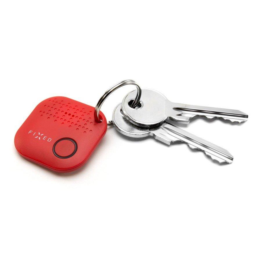 Fixed Key finder FIXED Smile, červený