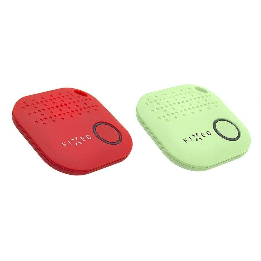 Fixed Key finder FIXED Smile Duo Pack, červený+zelený