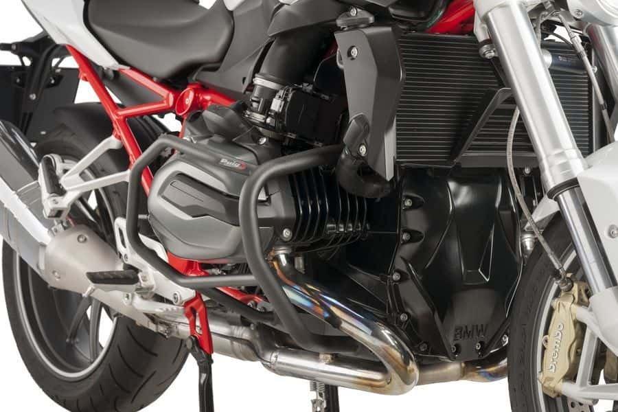 Puig 7768 BMW R1200 R/RS (15-18) Černá (N)