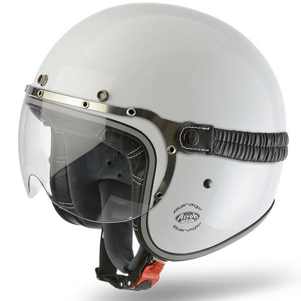 Airoh Garage Color bílá S (55/56)