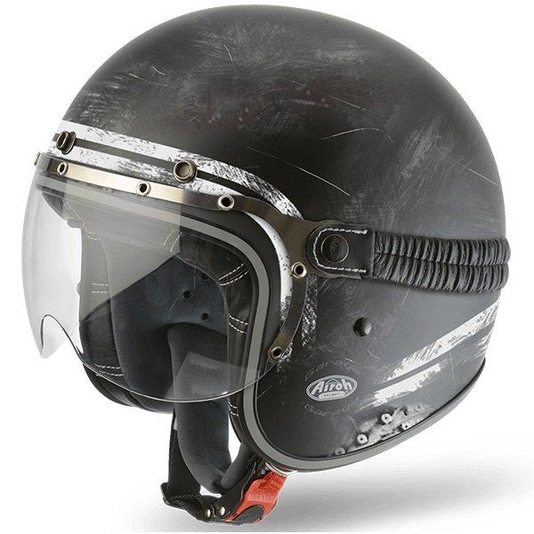 Airoh Garage Raw černá S (55/56)