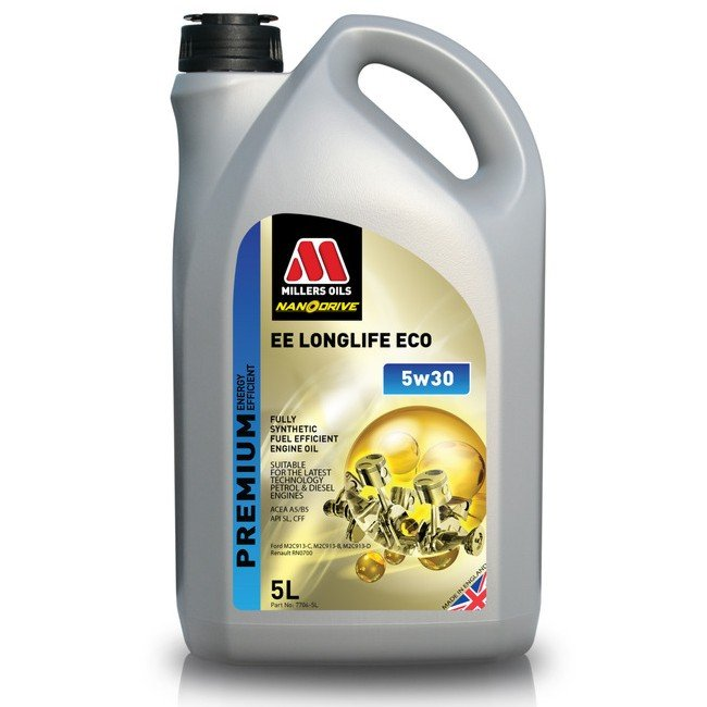 Millers Oils EE Longlife Eco 5W-30 5 l