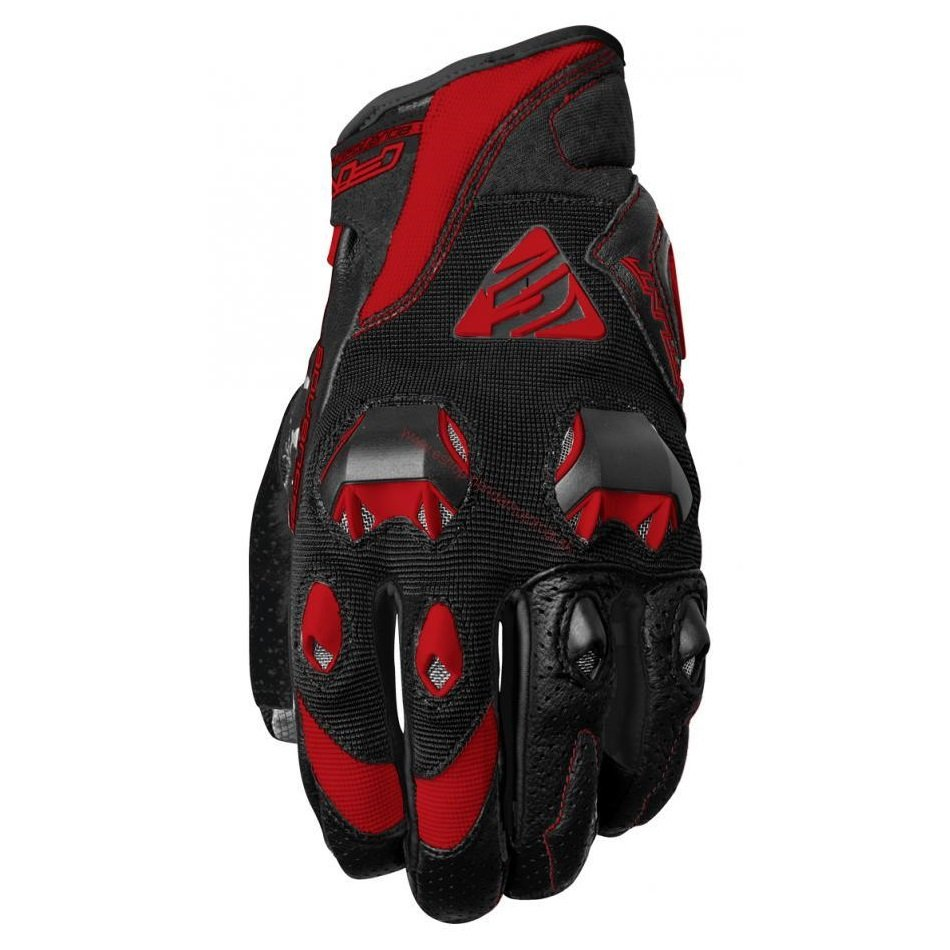 Five STUNT EVO AIRFLOW black/red S