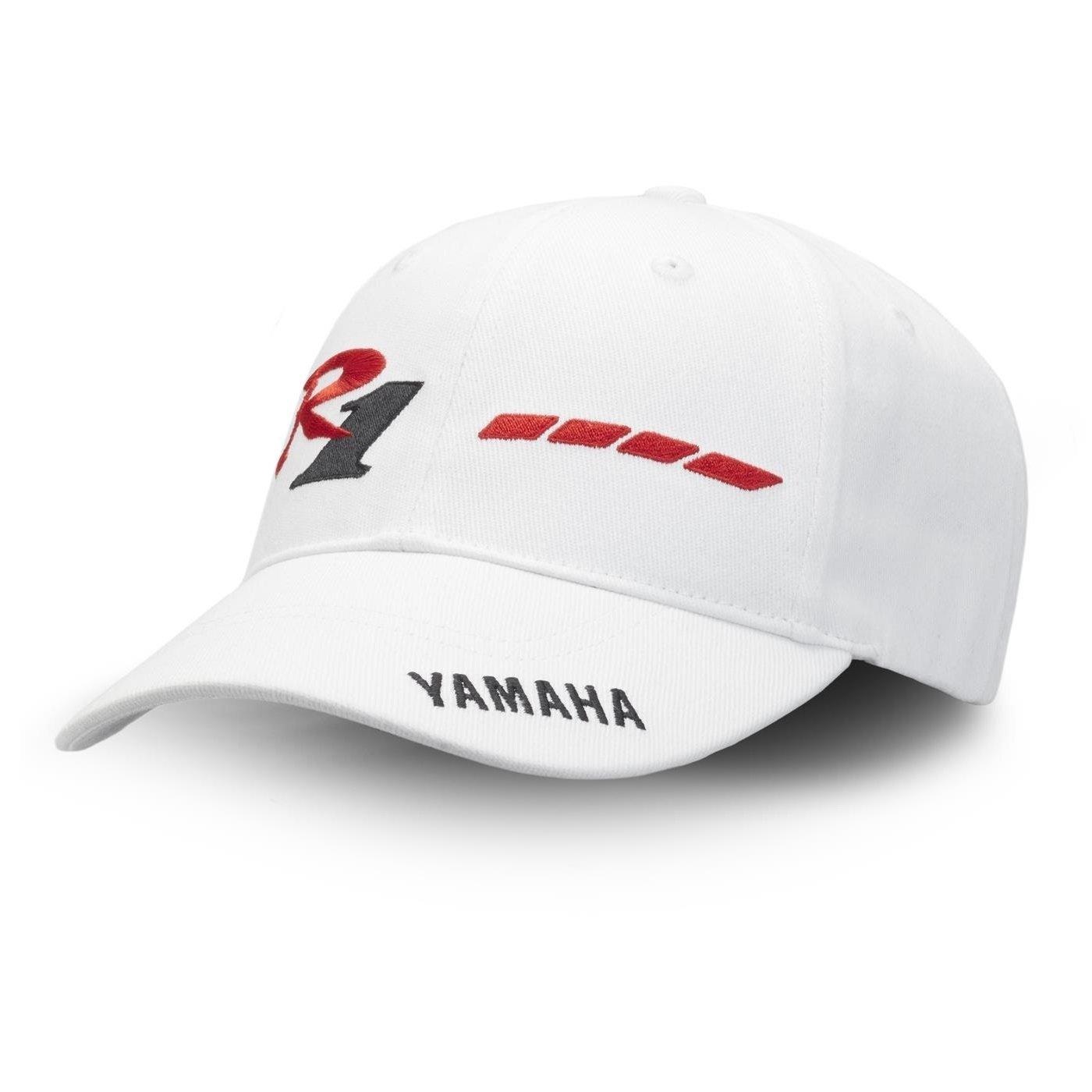 Yamaha kšiltovka 20th Anniversary YZF-R1 bílá