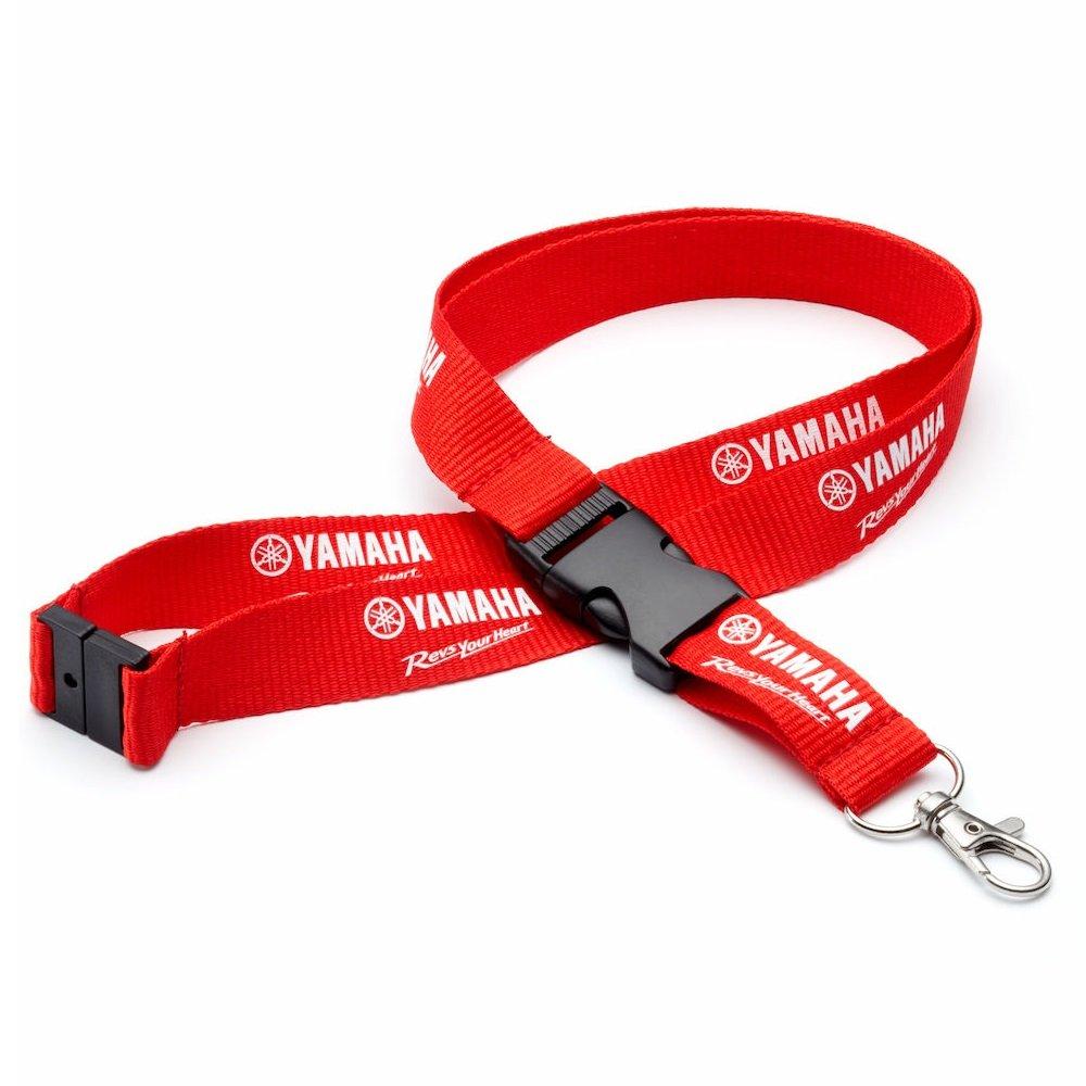 Yamaha Klíčenka na krk 2018 červená 923d966d445