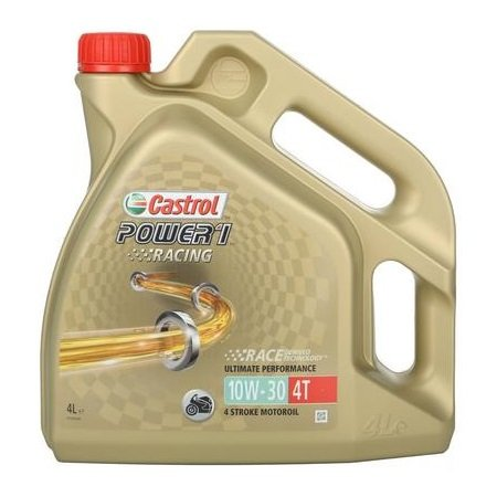 Castrol Power 1 Racing 4T 10W-30, 4 l