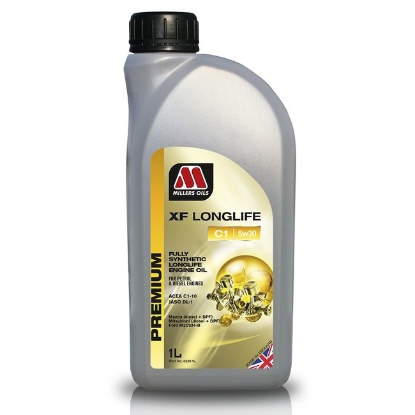 Millers Oils XF Longlife C1 5W-30 1 l