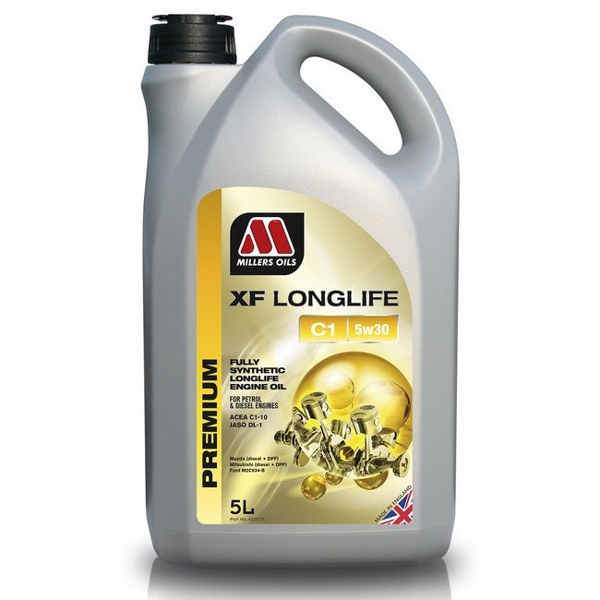 Millers Oils XF Longlife C1 5W-30 5 l
