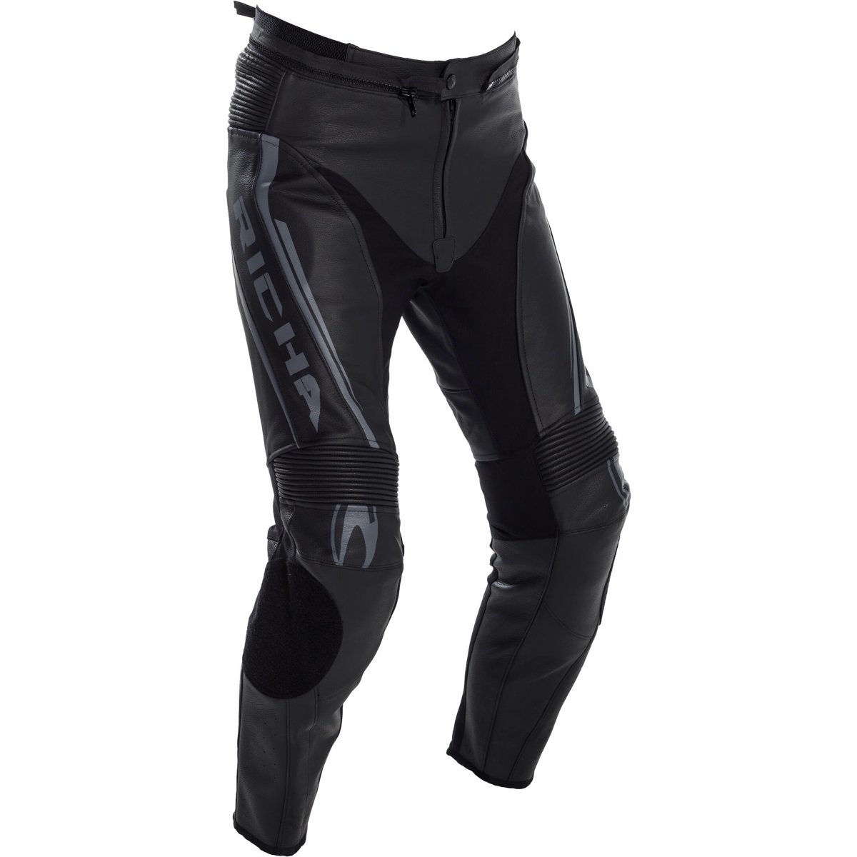 f2a3c973146e Kožené kalhoty Richa Assen černé 50
