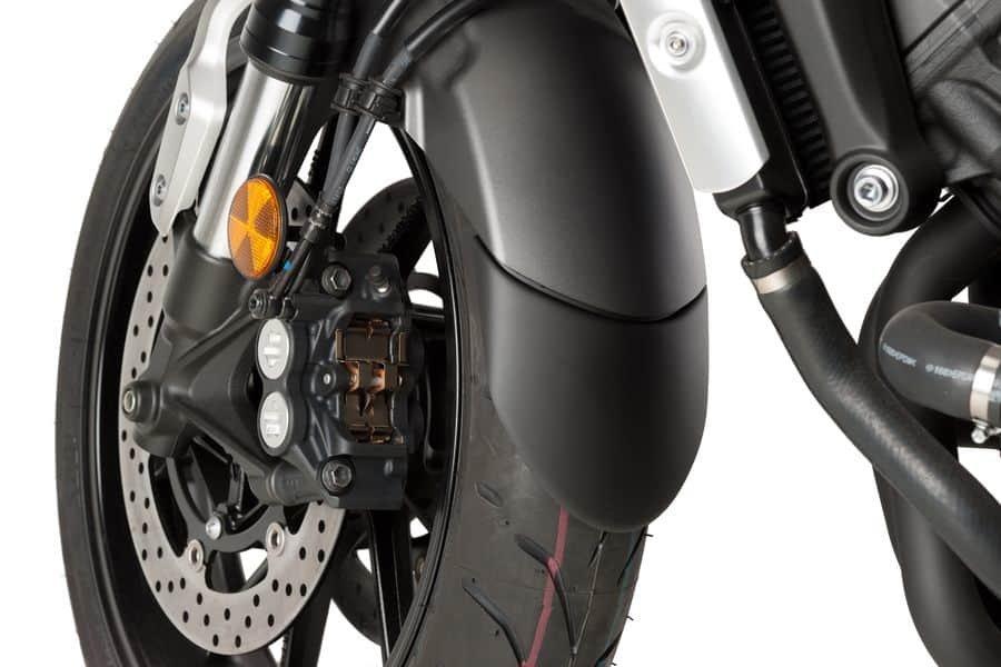 Prodloužení blatníku Puig 3517 Kawasaki Ninja 300/Z300 (13-17) Černá (N)