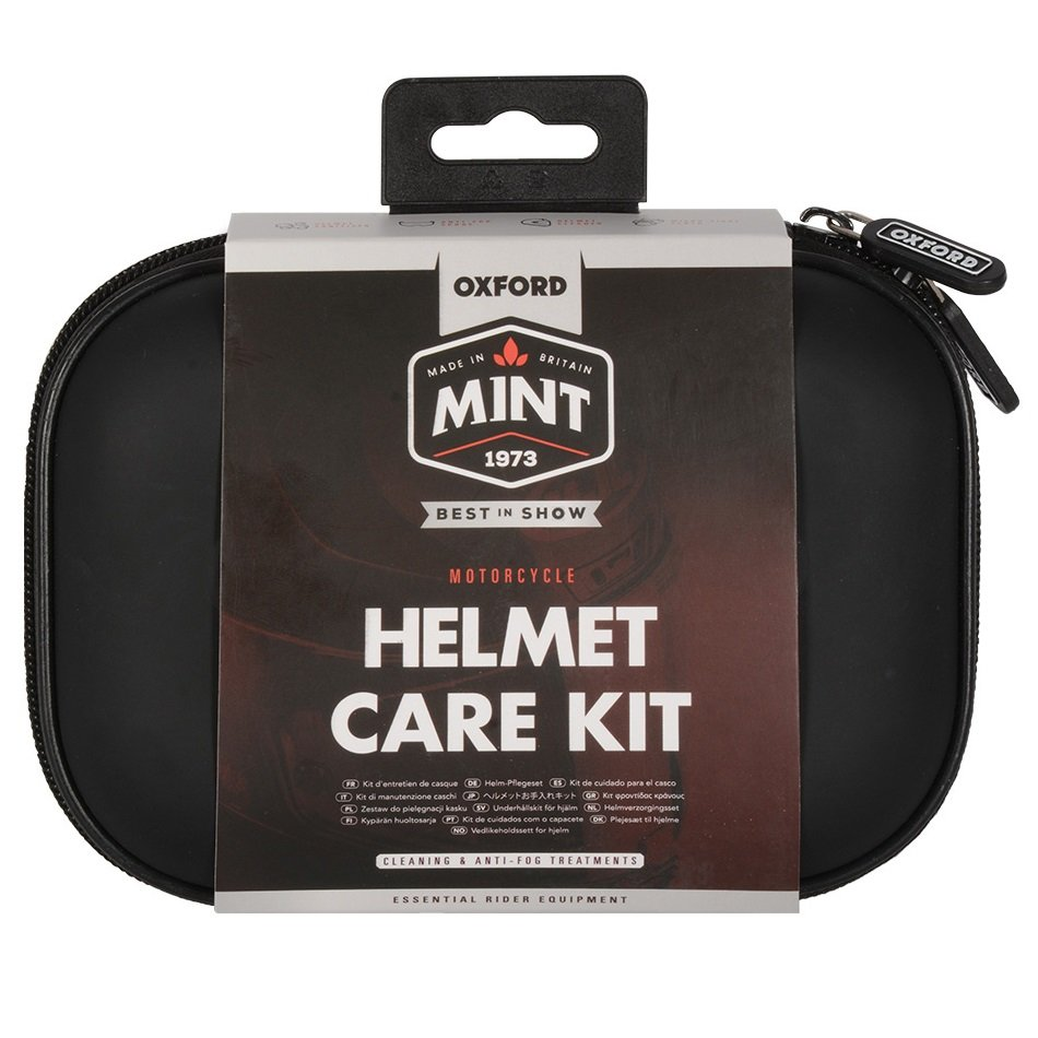 Oxford Mint Helmet Care Kit